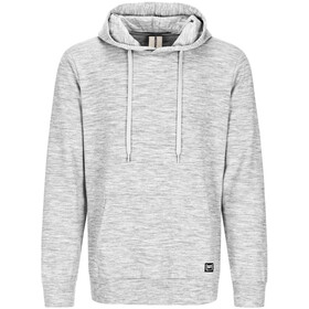 super.natural Essential Hoodie Men ash melange
